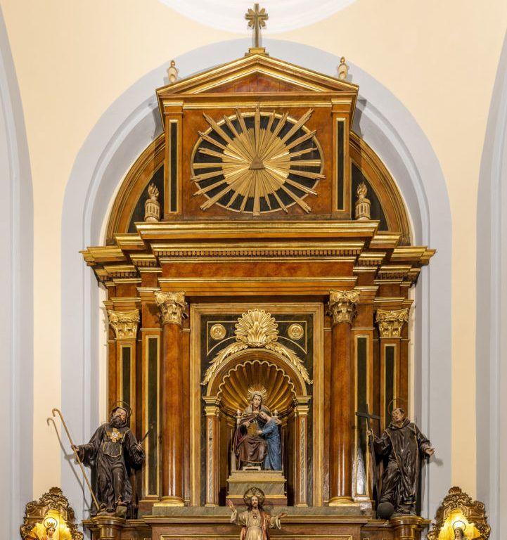 Capilla-Santa Ana-Basilica-Pilar-Zaragoza-2